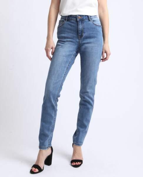 Jean push up mid waist, Pimkie, 25,99€