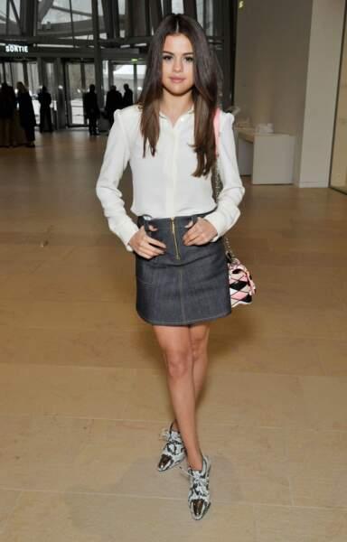 Victoria's Secret : Selena Gomez remporte le titre du look de tapis rouge le plus sexy