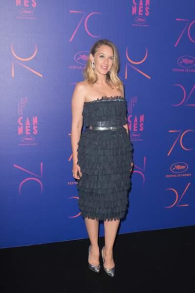 Festival de Cannes 2017 : Les Fous du volant sponsorisent Ludivine Sagnier cette année