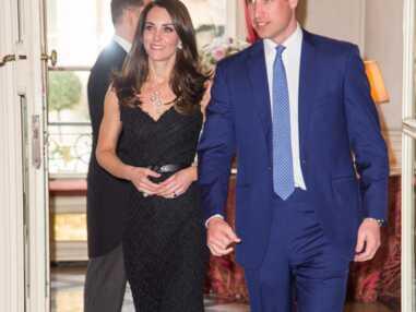 DIAPO Kate Middleton très élégante lors de son premier gala à Paris