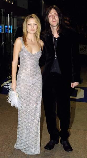 Ces couples brisés par le succès - En 2000, Kate Hudson est devenue célèbre, Chris Robinson toujours pas