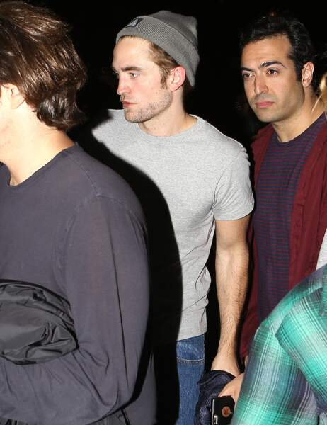 Robert Pattinson préfère aussi Coachella by night
