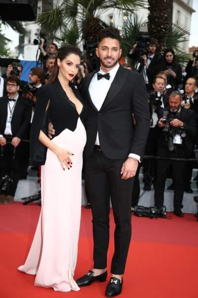 Cannes 2019 - Nabilla et Thomas Vergara