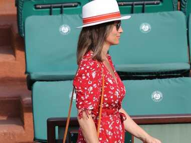 Pippa Middleton enceinte à Roland Garros : elle dévoile ses premières rondeurs