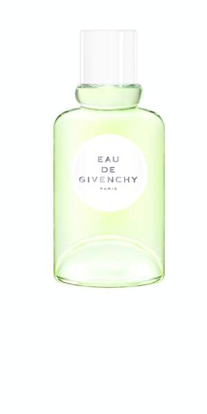 Eau de Givenchy. 100 ml, 80€, Givenchy.