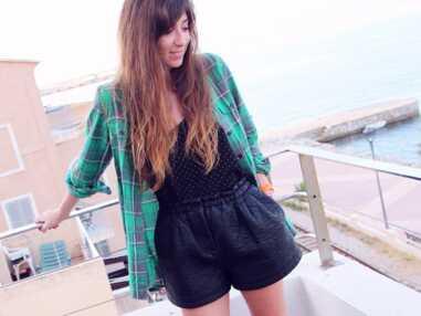 Comment porter le short en cuir en plein été ? Les conseils de Marieluvpink