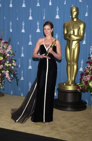 Cette année-là, Julia Roberts n'était pas aussi Pretty que dans son film