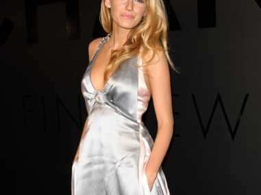 Blake Lively fête le 80ème anniversaire de la collection Bijoux de diamants de Chanel