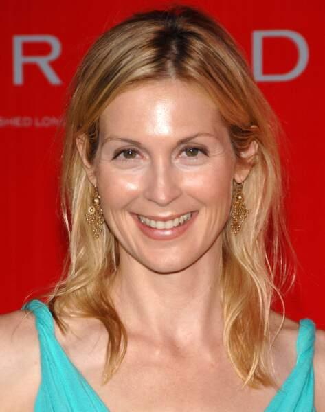 Gossip Girl 10 ans après, à quoi ressemblent les acteurs - Kelly Rutherford, la mère de Blair, en 2007