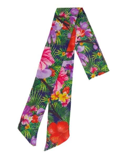 Petit foulard d'été en soie, Etyo, 19,90€