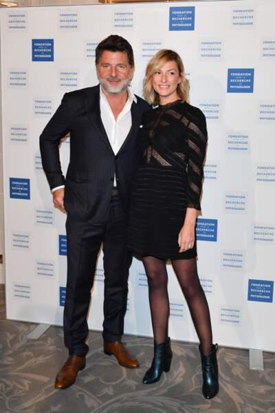 Philippe Lellouche et Vanessa Boisjean aux Stéthos d'Or