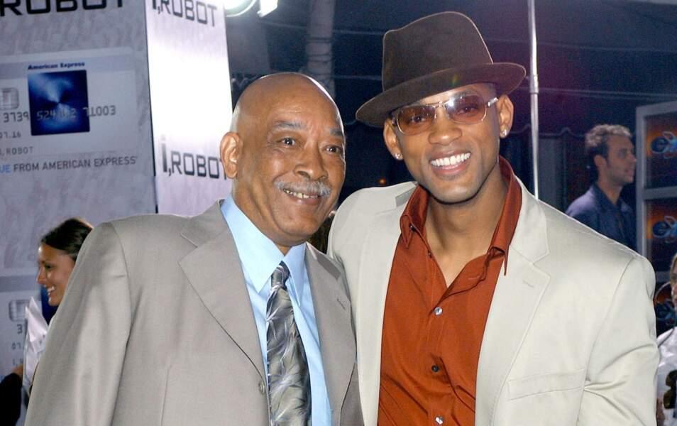 Will Smith et son papa