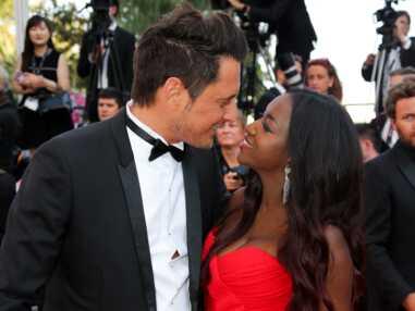 Cannes 2017 : Hapsatou Sy et Vincent Cerutti, le couple le plus amoureux de Cannes