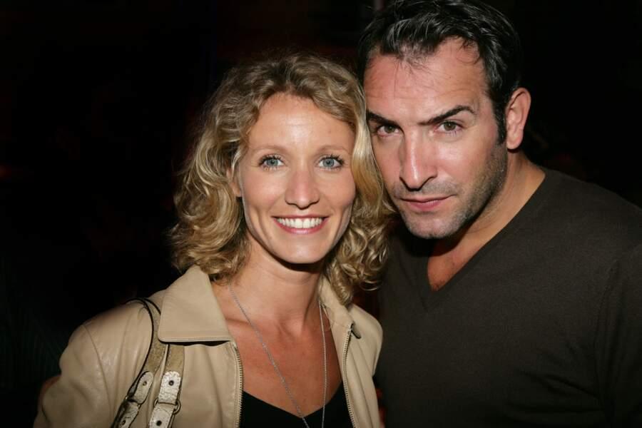 Ces couples brisés par le succès - Jean Dujardin a eu un Oscar, Alexandra Lamy un divorce