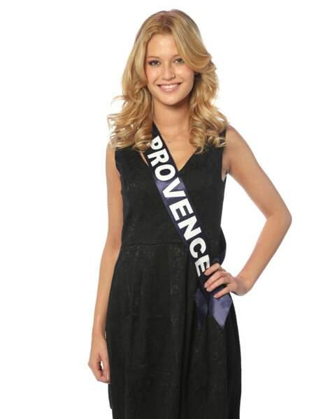 Miss Provence - Laëtizia Penmellen, 19 ans, 1m71