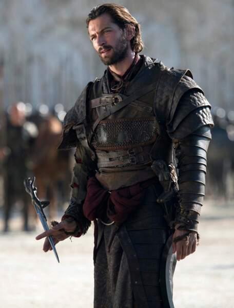 Il incarne Daario Naharis, son serviteur très, très dévoué