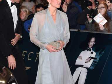 Kate Middleton et Monica Bellucci à l'avant-première du dernier James Bond