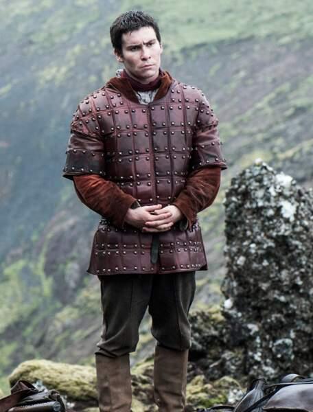 ... Podrick, le fidèle écuyer de Tyrion, puis de Brienne