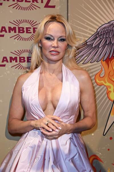 Pamela Anderson au Monday Night « Rockin Chocolate », Cologne