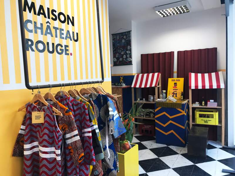 Maison Château Rouge : le label parisien en vogue