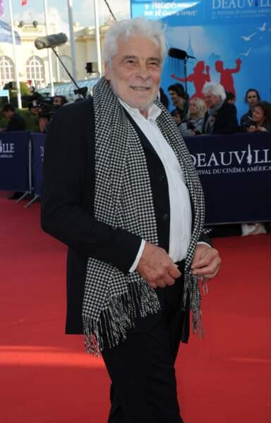 Festival de Deauville 2017 : Jacques Weber