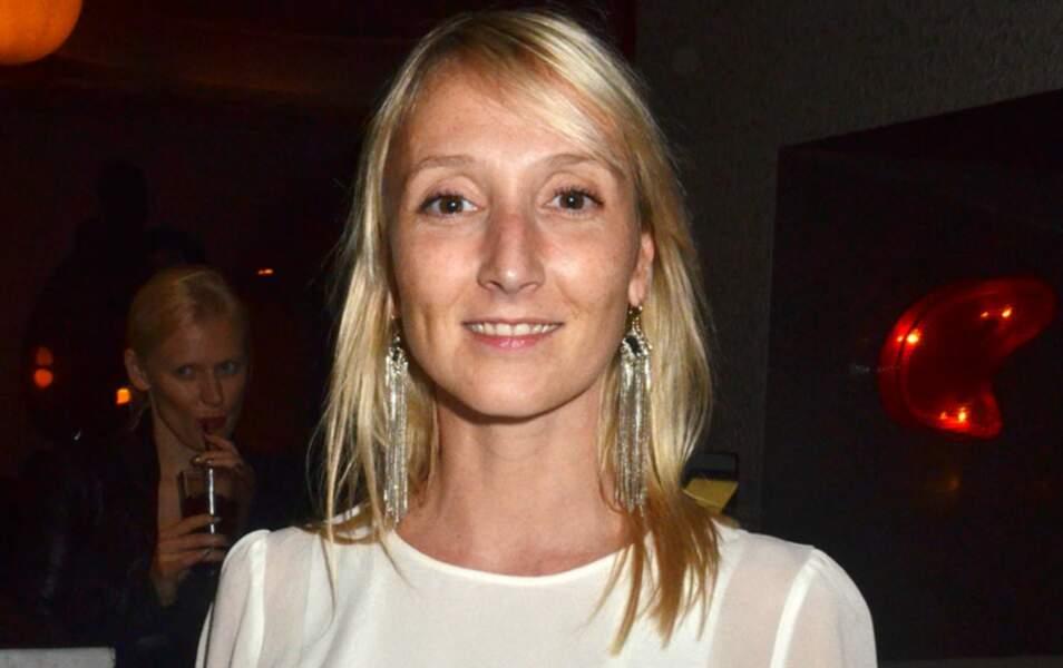 N°7 Audrey Lamy : celle qui campe la petite amie de Loup-Denis Elion chute de 4 places
