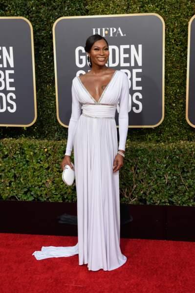 76ème cérémonie des Golden Globes : Dominique Jackson