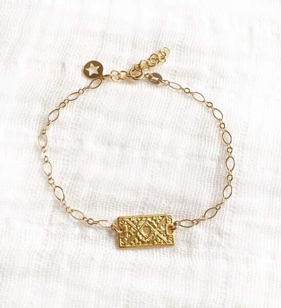 Bracelet Ozalee, Stella Mai, 44€