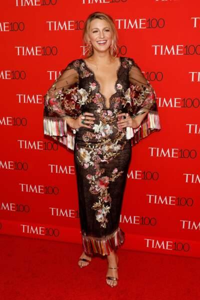 Gossip Girl 10 ans après, à quoi ressemblent les acteurs - Blake Lively, ici en 2017