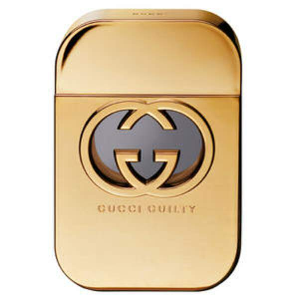 Eau de parfum Guilty, Gucci sur SEphora, 37,40 euros au lieu de 124,99 euros les 75 ml