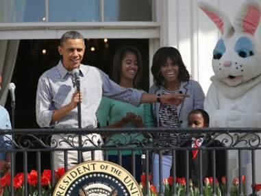 La chasse aux oeufs de la Maison Blanche