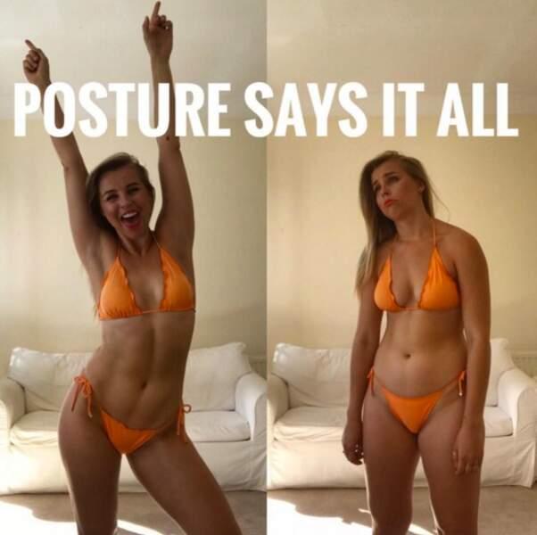 Une célèbre blogueuse se moque des posts parfaits des stars sur Instagram, et c'est drôle