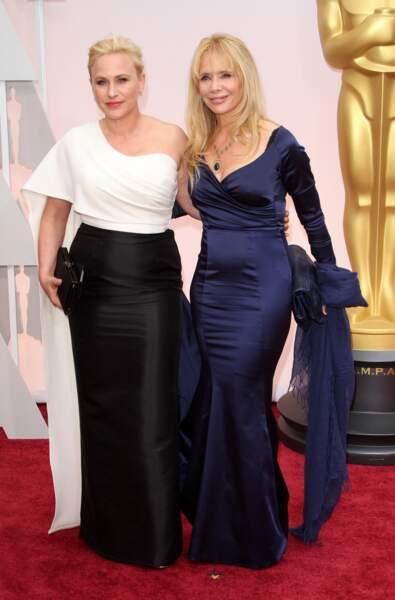 Patricia et Rosanna Arquette : un vent de fraîcheur dans le cinéma