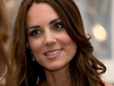 Kate Middleton et le collier de la Reine