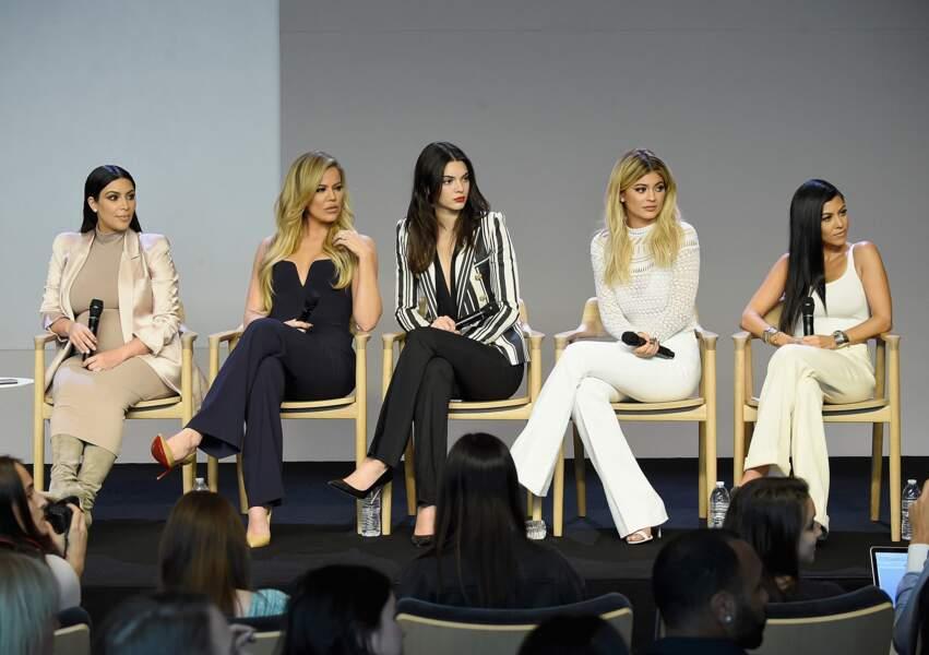 Mieux que les Dalton, les Kardashian/Jenner : Kim, Khloé, Kendall, Kylie et Kourtney