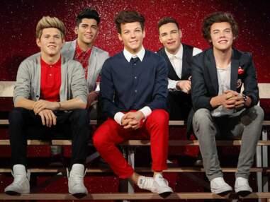 Les statues de cire  des One Direction