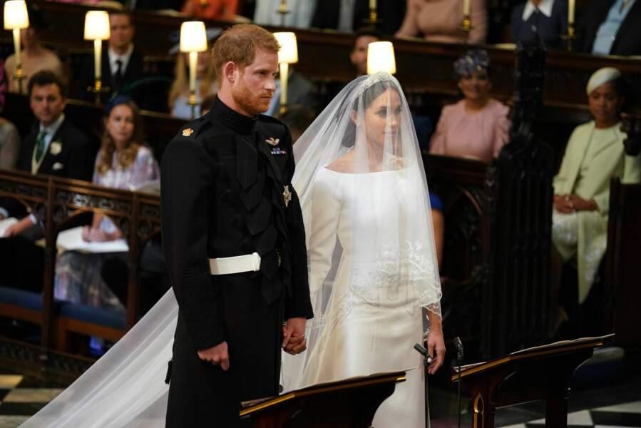 Royal wedding : le prince Harry et Meghan Markle
