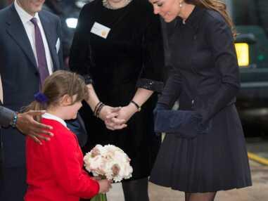 Oups... Kate Middleton nous offre un instant Marilyn Monroe