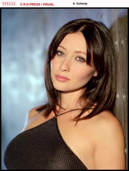 Shannen Doherty LE RETOUR ! Après avoir pourri le tournage de Beverly Hills, elle avait joué dans Charmed...