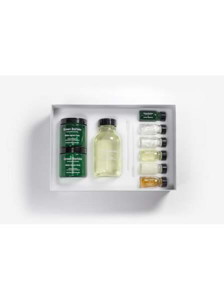 Kit White Agrum, Green Barbès sur Atelier Maoli, 120€