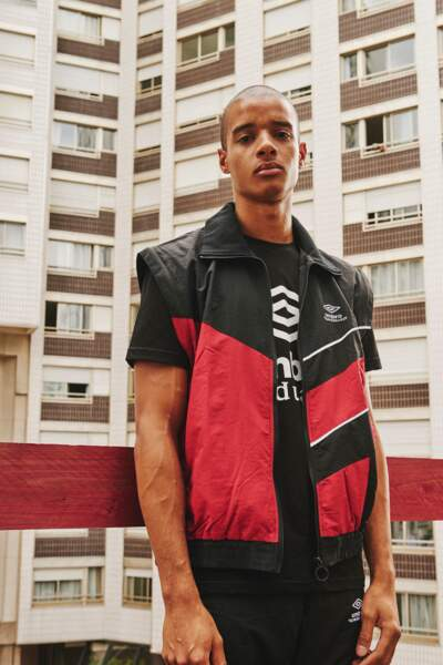 Umbro x Elevenparis : la collection streetwear la plus désirable de l'automne