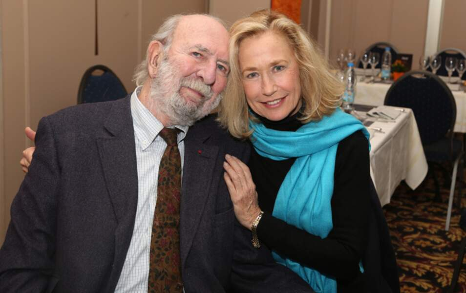 Jean-Pierre Marielle et Brigitte Fossey