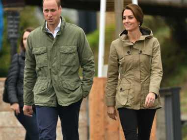 Kate Middleton totalement accro à ses baskets Superga