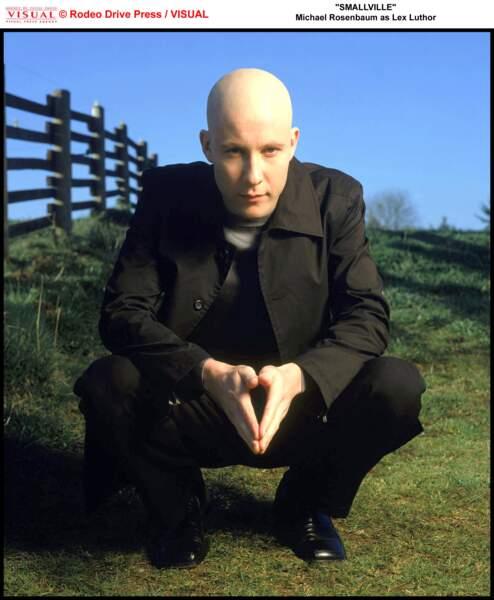 Michael Rosenbaum incarnait Lex Luthor