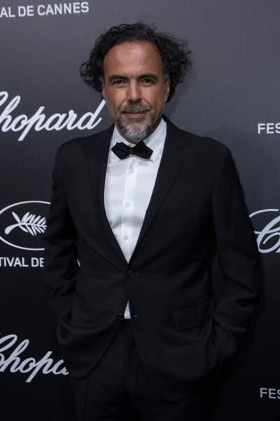 Alejandro Gonzalez Inarritu au Trophée Chopard