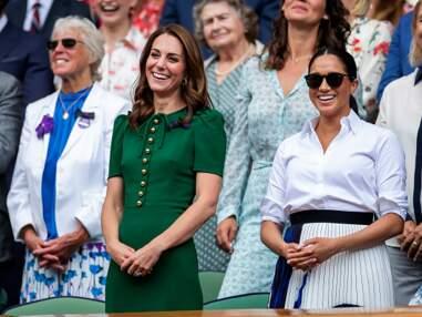 Famille Royale - Battle de style à Wimbledon
