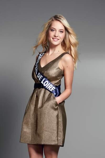 Miss Centre-Val de Loire : Cassandre Joris – 20 ans