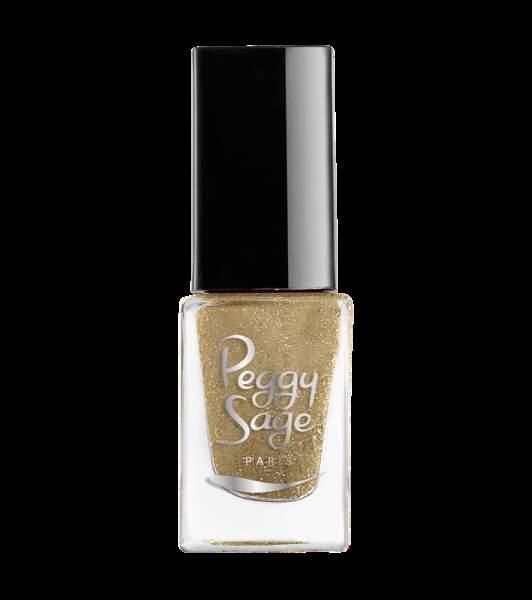 50 façons de briller : Vernis à ongles, Lux Goddess, Peggy Sage, 3,90 euros