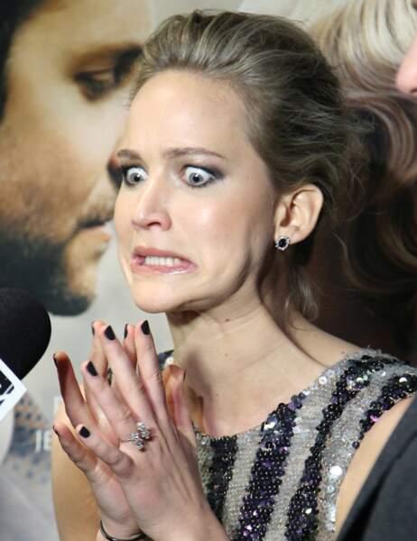 Leçon d'Actor's Studio avec Jennifer Lawrence : jouer l'effroi !