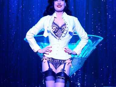 Le show ultra sexy de Dita Von Teese à New York